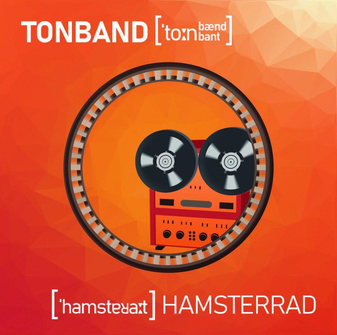 Cd Hamsterrad Von Der Jazz Bigband Tonband Hannover Recording Processing Production Publication